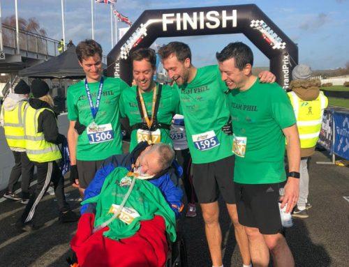 Guinness World Record for marathon wheelchair push