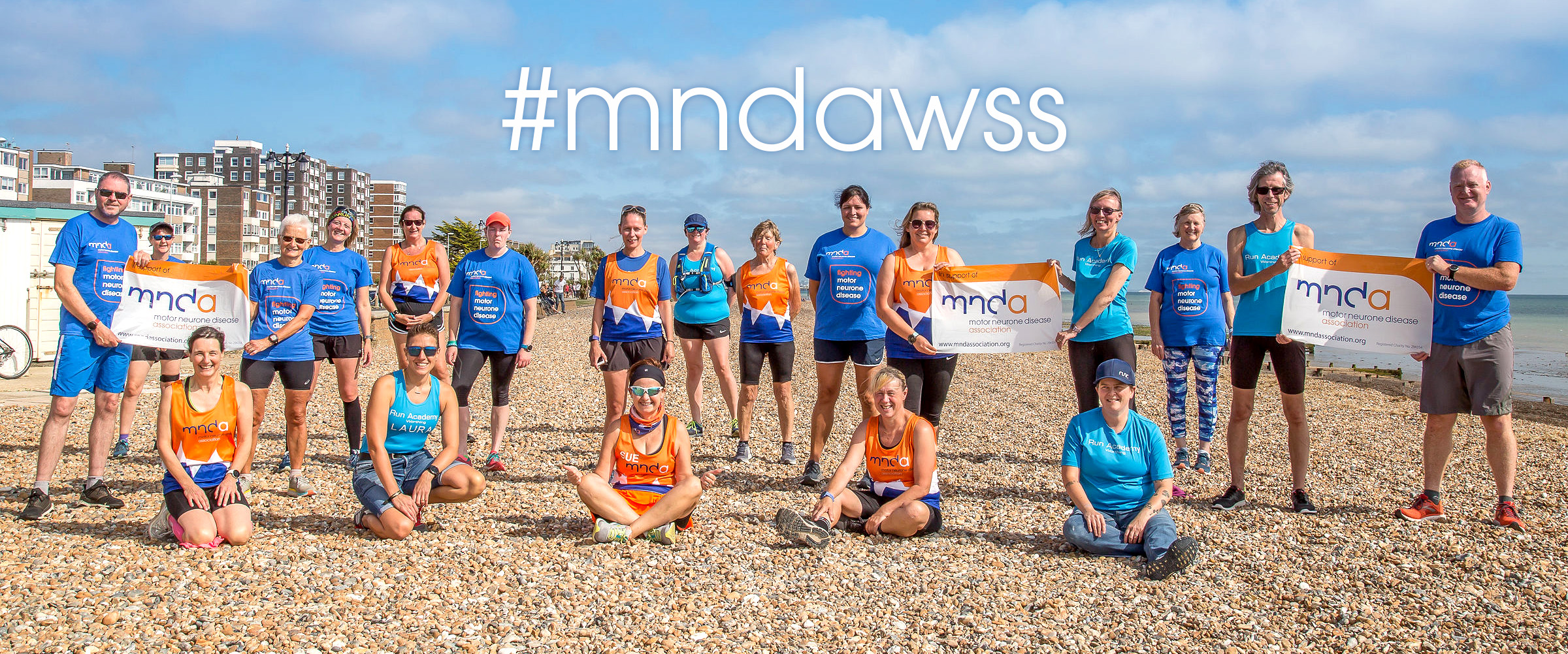 Our West Sussex members are active in the community for MND awareness